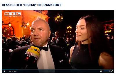 Testosteron beim Hessischen Oscar